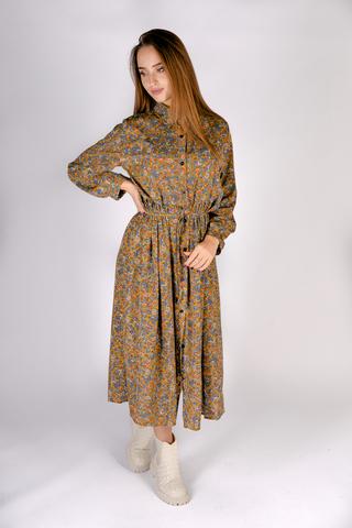 Шифоновое платье оверсайз оптом