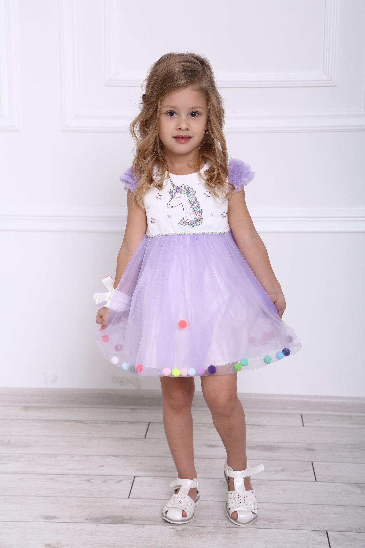 Платье для девочки Seker, 3355