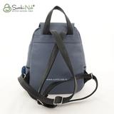 Сумка Саломея 502 синий графит (рюкзак)