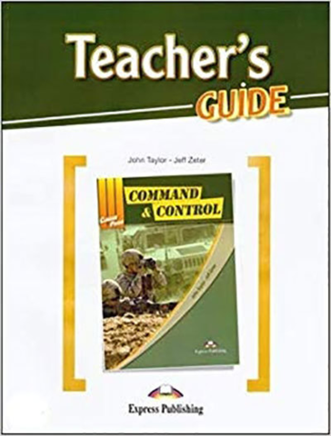Command & Control - Teacher's Guide - Методичка