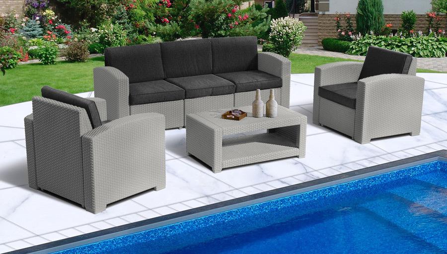 Комплекты для отдыха Комплект мебели IDEA LUX FIVE (Grey) 1_lux5s2.jpg