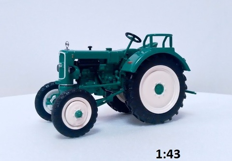 Модель Трактор №75 Аккердиз(история, люди, машины)