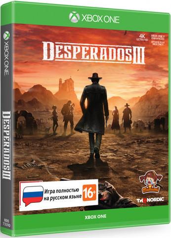 Desperados III Стандартное издание (Xbox One/Series X, русская версия)