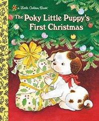 Poky Little Puppy's First Christmas (Little Golden Book)  HB