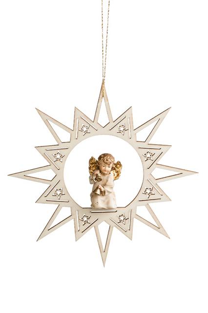 Ангел с колокольчиками
