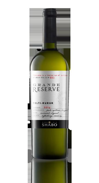 Вино Shabo Тельти-Курук Grand Reserve