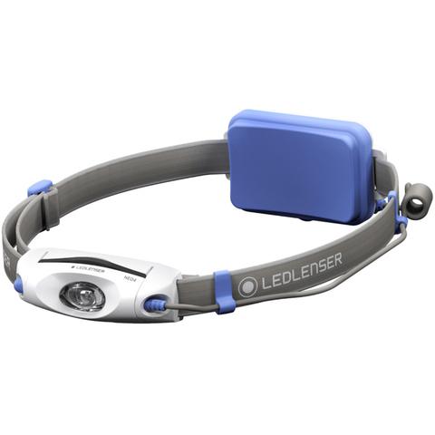 Фонарь налобный Led Lenser (500914) Neo 4 синий светодиод (500914)