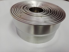 Набор колец для вырубки, выкладки, выпечки, 12 шт (размеры в описании)