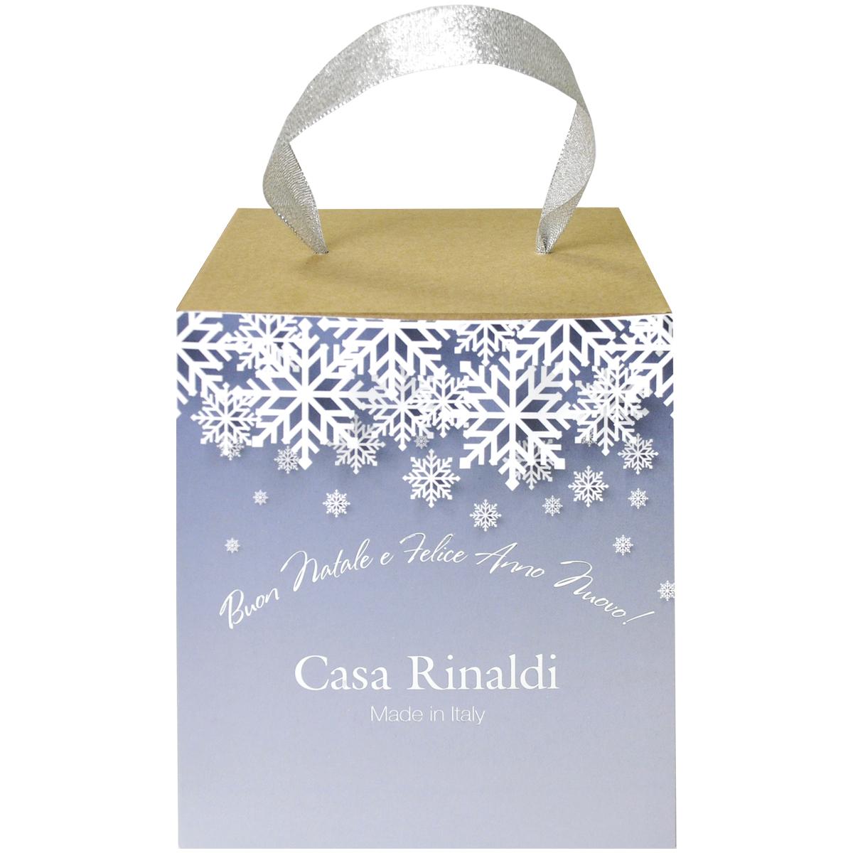 Кулич Casa Rinaldi классический Festa (серебряный) 500 г