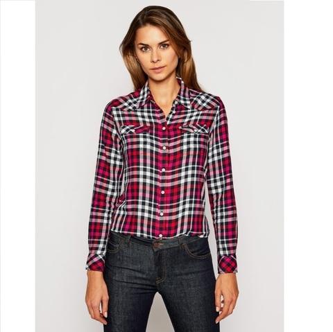 WRANGLER / Рубашка с длинным рукавом