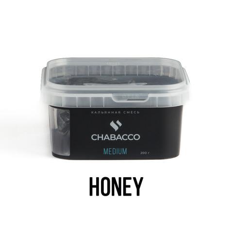 Чайная смесь Chabacco Medium 200 г - Honey (Мед)