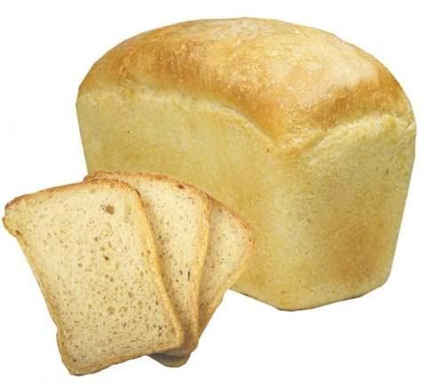 Хлеб белый формовой 500г. Нижегородский Хлеб