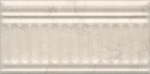 Бордюр Резиденция беж структурированный 19027\3F 100х200