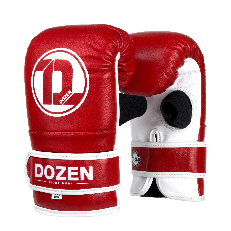 Снарядные перчатки Dozen Soft Pro Red главный вид