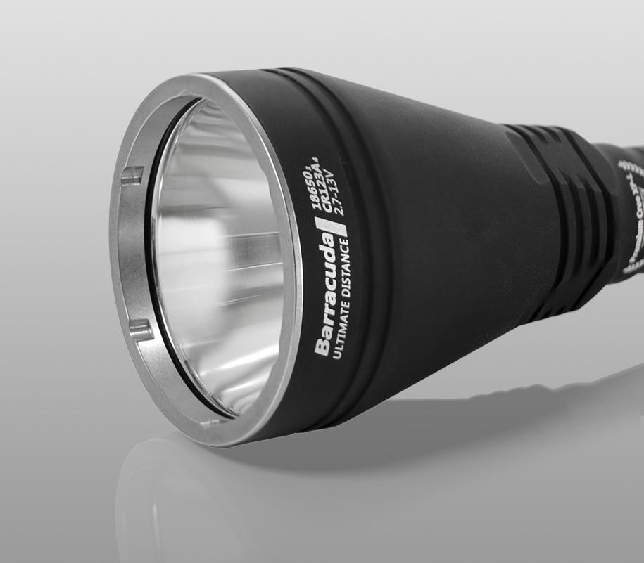 Поисковый фонарь Armytek Barracuda (тёплый свет) - фото 7