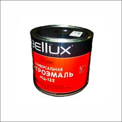 Эмаль Bellux НЦ 132 (черный)