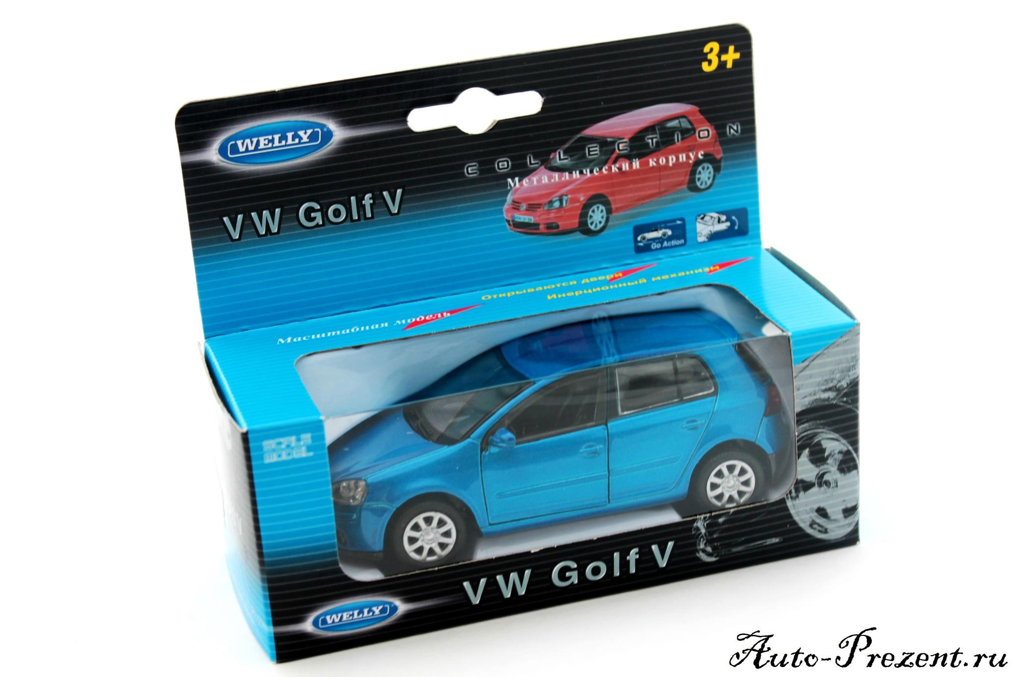 Машинка-игрушка Volkswagen Golf V