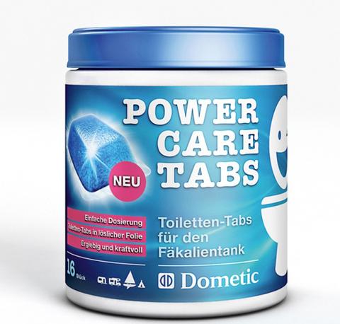 Таблетки для туалетов Dometic PowerCare Tabs