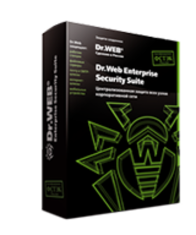 Dr.Web Enterprise Security Suite для среднего бизнеса ESD