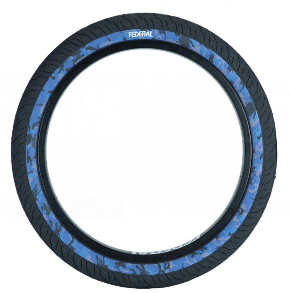 BMX Покрышка Federal Command LP Черный/Синий 2,4