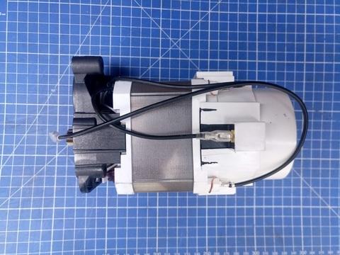 Двигатель эл. переменного тока QUATTRO ELEMENTI NAPOLI 160 Turbo (242-335-000)