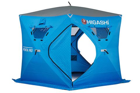 Палатка HIGASHI Penta Pro