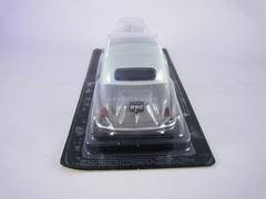 ZIS-110 Taxi white-gray 1:43 DeAgostini Auto Legends USSR Best #25