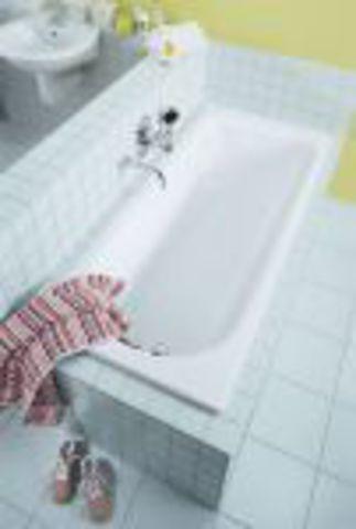 Стальная ванна KALDEWEI Saniform Plus 160x70 easy-clean+anti-slip mod. 362-1