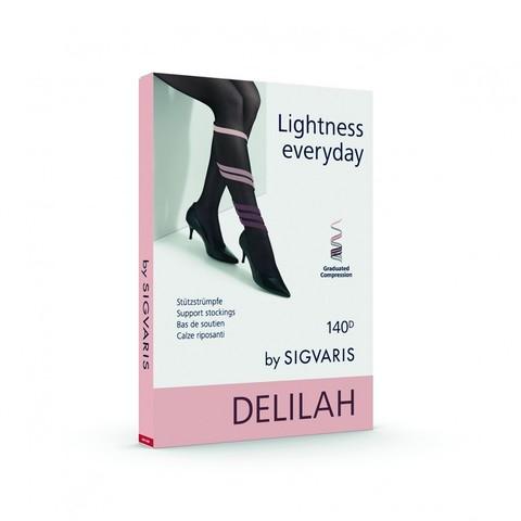 Колготы для беременных Sigvaris Delilah, 140 DEN, закрытый мысок