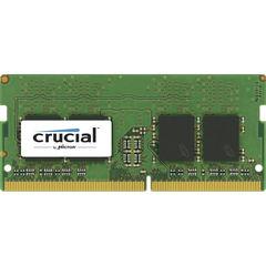 Память для ноутбука Crucial SO-DIMM 4GB DDR4 2400 MT/s (PC4-19200) CL17 SR x8 Unbuffered 260pin