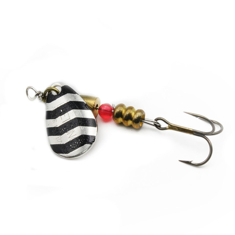 Блесна Fishycat Bretton Original - №1 /  SBS