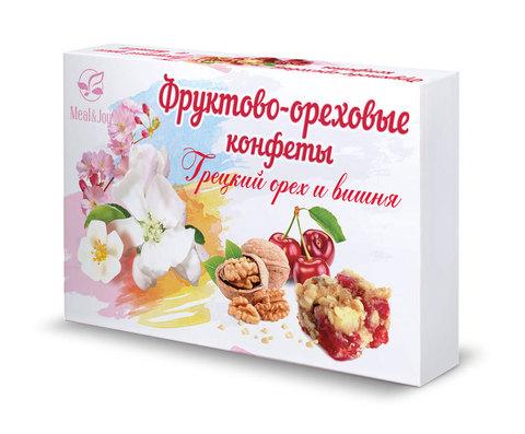 Грецкий орех и вишня, 90 г (картонная упаковка)