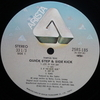 Thompson Twins / Quick Step & Side Kick (LP)