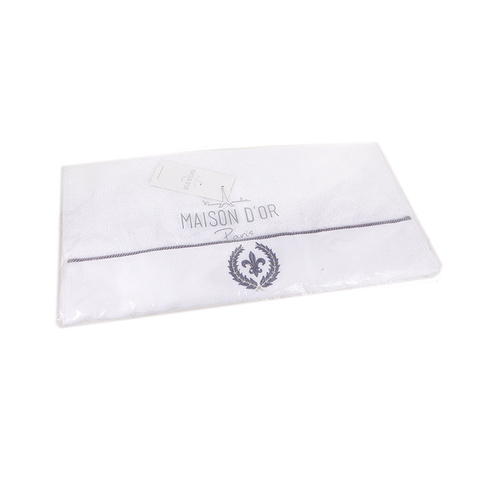 SEYMOUR - СЕЙМУР белый полотенце махровое Maison Dor(Турция) .