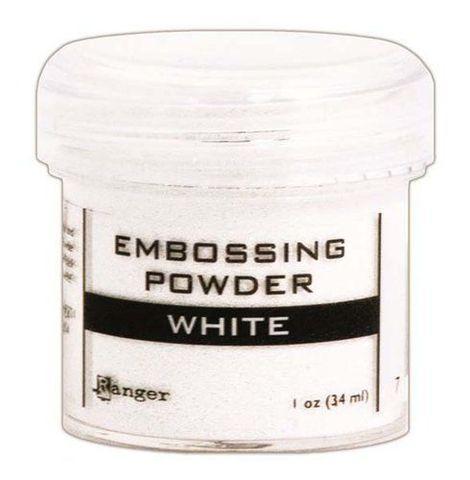 Пудра для эмбоссинга Ranger Ink- WHITE