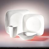 Тарелка обеденная 26 см Pure White, артикул 1069961, производитель - Corelle, фото 2