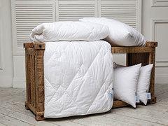 Одеяло стеганое 200x220 «Bamboo Village Grass» всесезонное