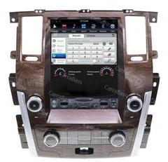 Магнитола для Nissan Patrol (2010-2018) Android 9.0 4/64GB IPS DSP модель ZF-1222-DSP