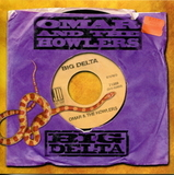 Omar And The Howlers / Big Delta (CD)