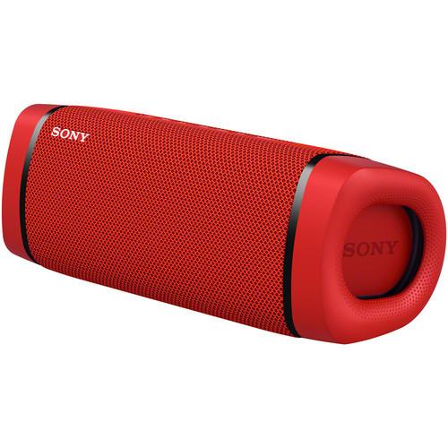 Колонка Sony SRS-XB33 красного цвета в Sony Centre Воронеж