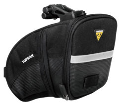 Велосумка подседельная Topeak Aero Wedge Pack Large, с Quick Click