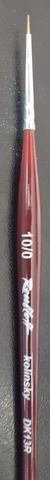 DK13R №10/0 Кисть круглая из волоса колонка №10/0