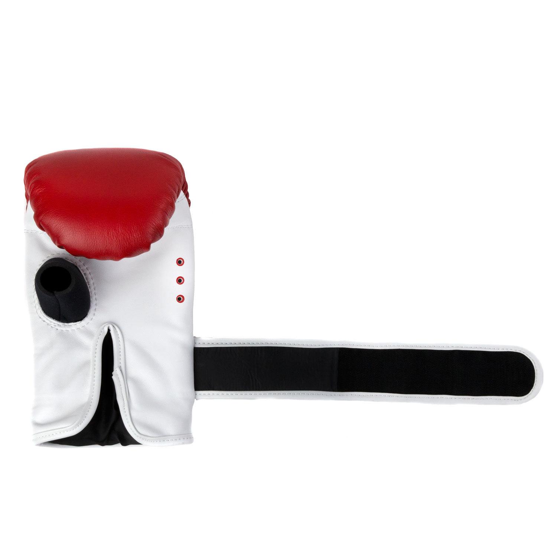 Снарядные перчатки Dozen Soft Pro Red манжет