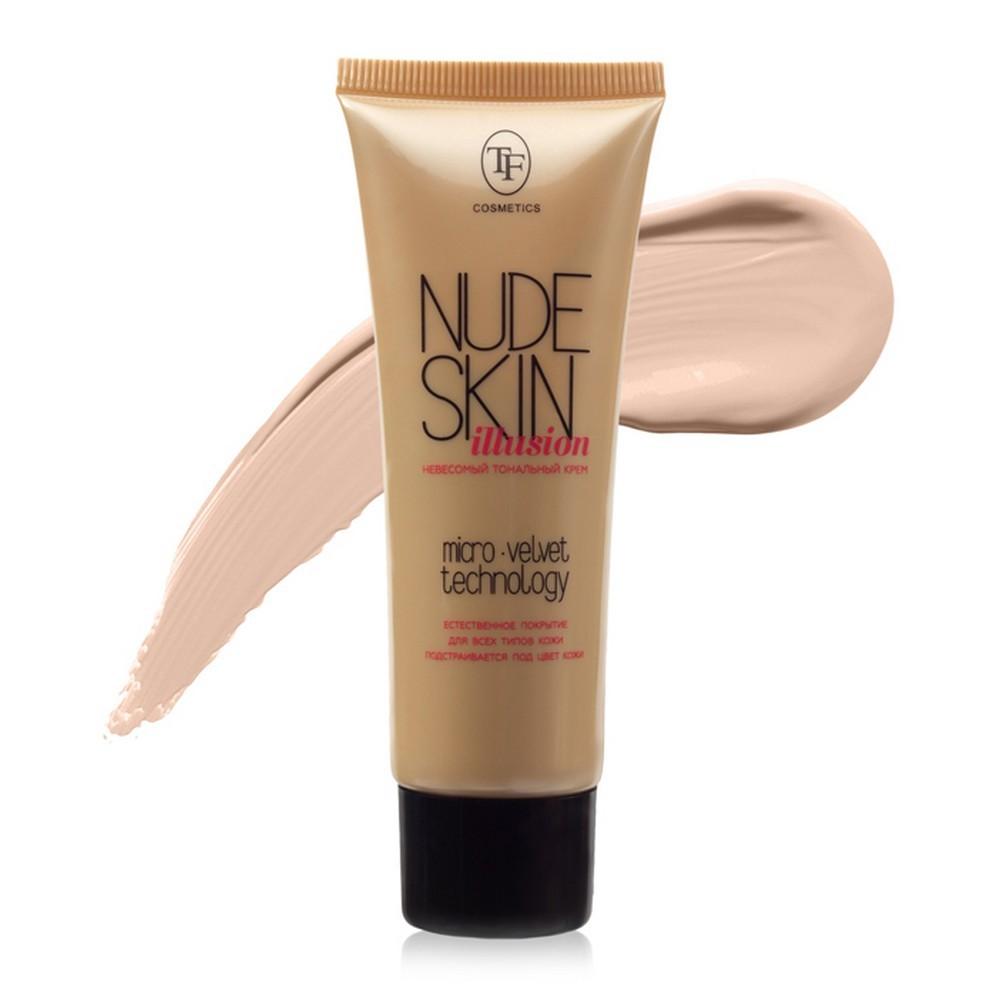 Тональный крем для лица Nude Skin Illusion