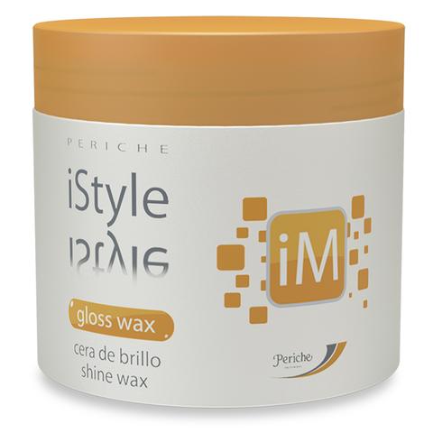 iStyle Воск-блеск для укладки волос - iMedium Gloss Wax Periche