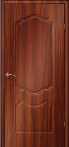 Дверь AIRON Канадка Анастасия, цвет тёмный орех, глухая