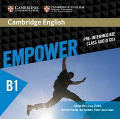 Camb Eng Empower Pre-int Cl Aud Cds (3) !!