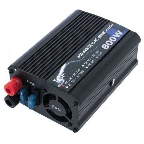 Инвертор 24-220V YURNIX Юрникс 800W 24 на 220вольт 800 Ват преобразователь напряжения