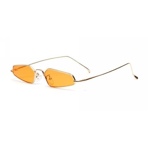 Солнцезащитные очки 813047002s Оранжевый - фото