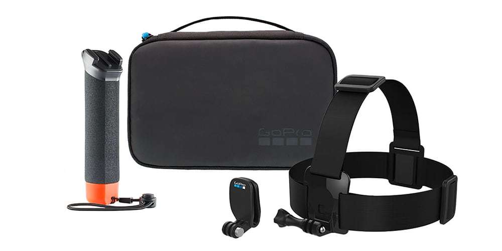 Набор аксессуаров GoPro Adventure Kit GoPro (AKTES-001) без камеры